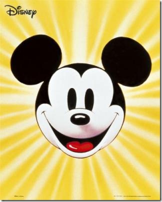mini-posters-mickey-mouse-face-71127