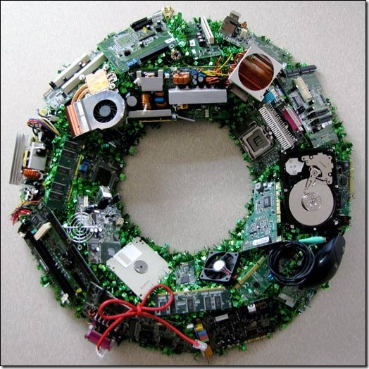 it-wreath
